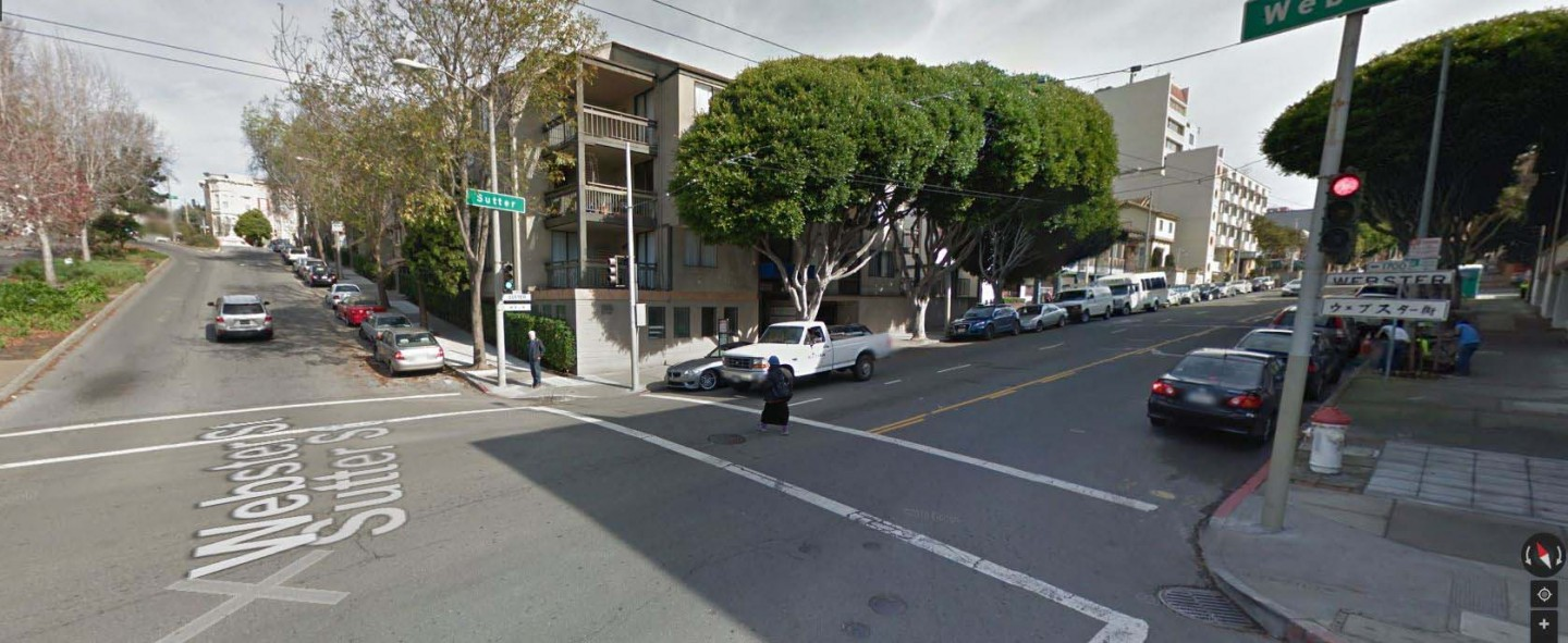 main photograph of listing Centrally located 1-bedroom apartment in the heart of San Francisco